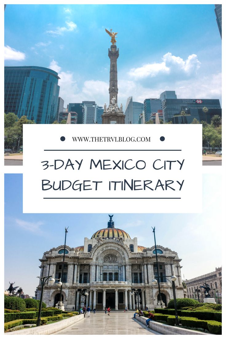 A 3-day Mexico City budget itinerary.  The itinerary ensures you get the best out of your times in Mexico City.  From what to do in Mexico City, where to stay in Mexico City, where to eat in Mexico City.  Focusing on Mexico City food, Mexico City sights, Mexico City accommodation and more...