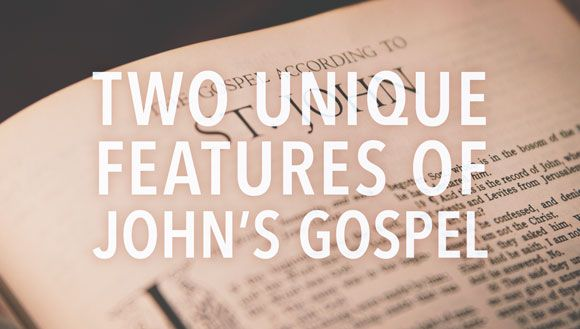 It has been understood thatJohn's Gospel is a distinct chronicling of the person and work of Jesus of Nazareth. It's so unique that biblical scholars have isolated it from the so-called Synoptic gospels. And if you've spent any amount of time with the beloved disciple's gospel you've probably sensed its uniqueness, too. But do you... View Article