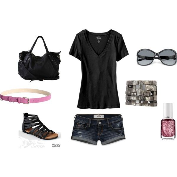 Summer Fun outfit