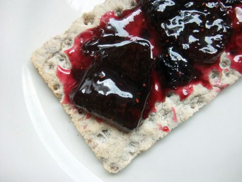 Blueberry fig jam to preserve this summer