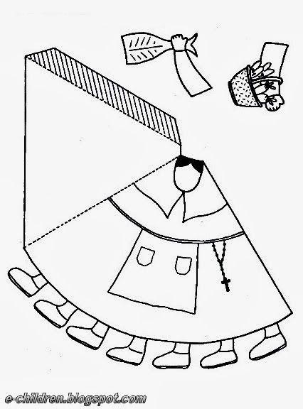 τρισδιάστατη κυρά- Σαρακοστή