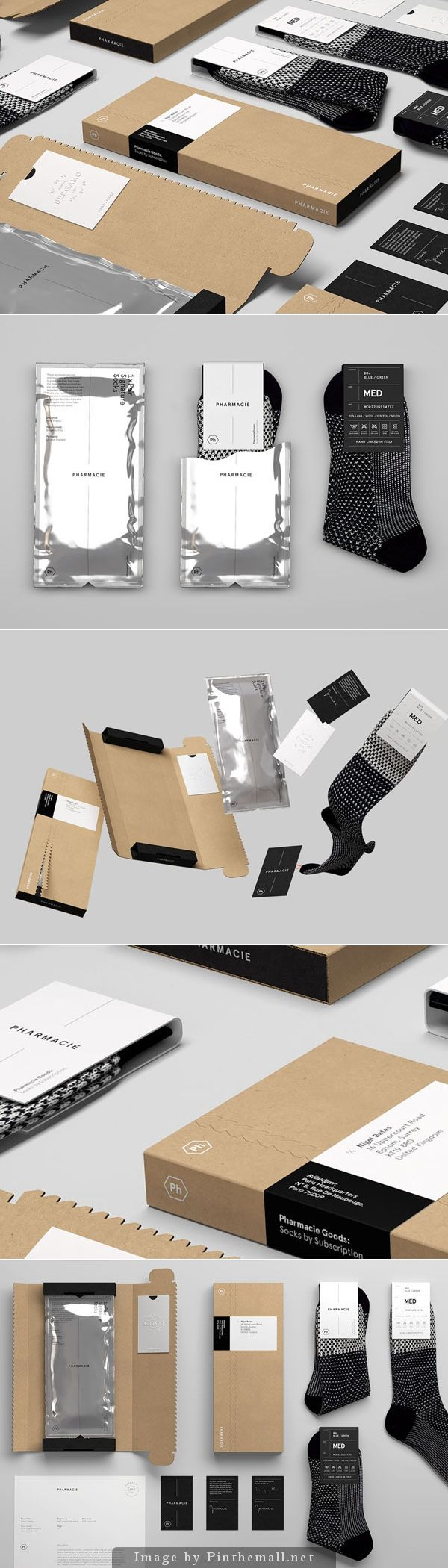 Pharmacie Goods by Socio Design