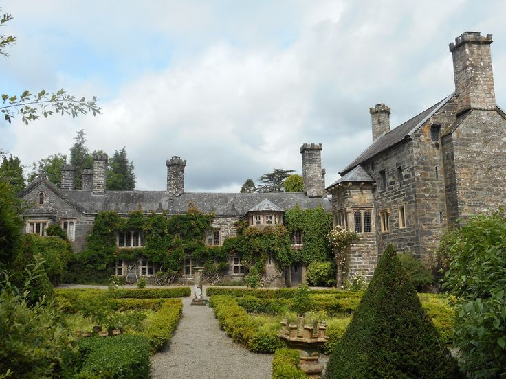 Gwydir Castle, Llanwrst Blog post: Louise Marley: Castles and Cream Teas (or, What I Did On My Holidays Part 2)  #travel #Wales #castles #writing
