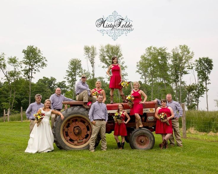 Country Wedding Photography Ideas Www.ImagesByMistyPhotography.com