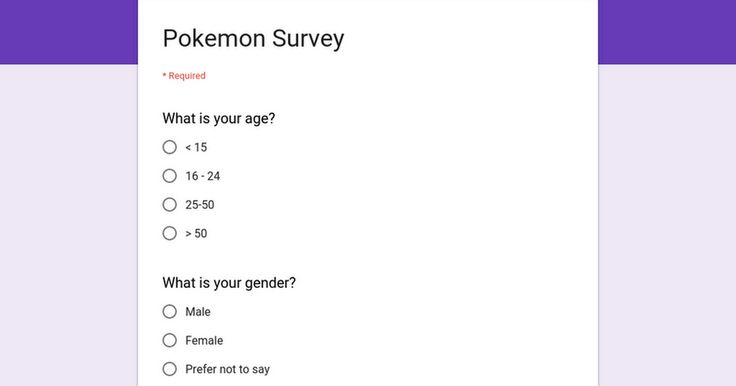 I'm running a survey about Pokemon GO for a University assignment. It's just 15 questions. I'd really appreciate your help by taking this. Thanks!