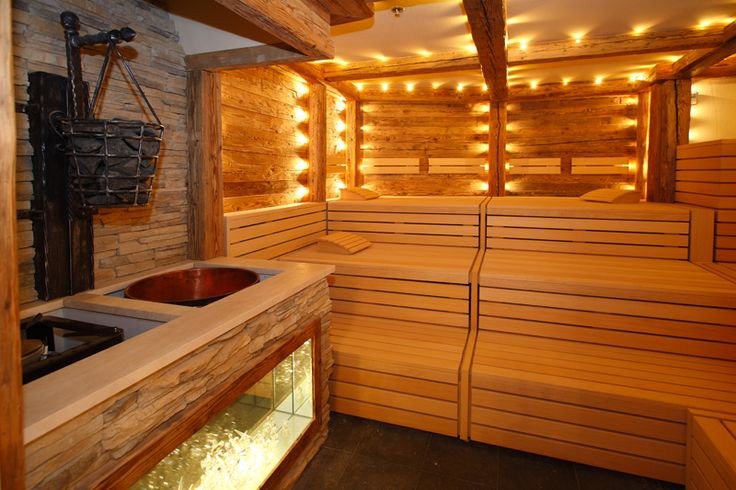 KurSpa's Herbal Sauna is 60 degrees centigrade and 60% humidity. The heat and humidity cleanse your lungs and provide a moisture boost for your skin. #spa, #wellness, #travel