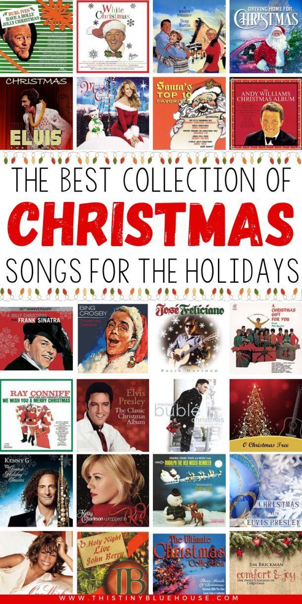 100 Best Festive Christmas Songs Carols Best Christmas Songs Classic Christmas Music Classic Christmas Songs