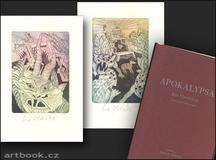 "VLASÁKOVÁ, EVA: APOKALYPSA. - 2008. Edice ""Biblos"" sv. 51."
