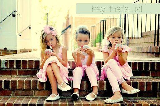 girly: Little Girls, Friends, Little Divas, Makeup, Flowers Girls, Daughters, Pink, Girly Girls, Kid