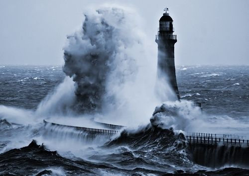 The Wave Swept Lighthouses of Brittany, France The most ...