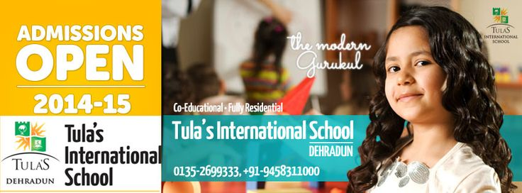 The Residential schools have a very nominal fee and follow CBSE or ICSE curriculum. Moreover the school also provides many extra-curricular activities done along with the general studies.  For this entertaining educational system the students get interest and are attracted towards  the field of education which enables them to build a bright career.  Dhoolkot, P.O - Selaqui Chakrata Road, Dehradun 248011 Uttarakhand, India Phone: 0135 2699444, +91 9458311000