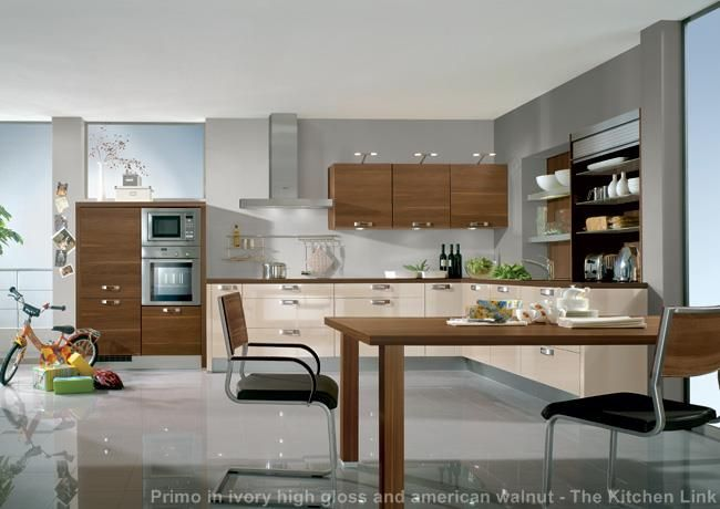 8 best The Primo range from Nobilia Kitchens images on Pinterest ...