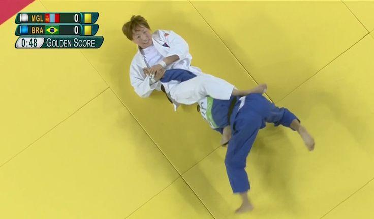 Rio Olympics Deliver Brutal Arm Break Via Arm Bar In Judo Semi-Final — WATCH!