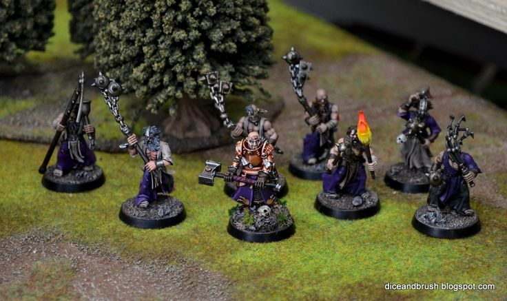 Age of Sigmar | Devoted of Sigmar | Flagellants and Warrior priest #warhammer #ageofsigmar #aos #sigmar #wh #whfb #gw #gamesworkshop #wellofeternity #miniatures #wargaming #hobby #fantasy