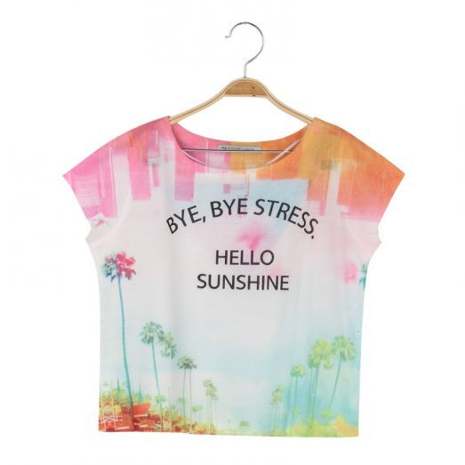 Have fun in the Sun!  #tshirt #colorful #cute #festivaloutfit #fun  #fashion #forwomen #glostory