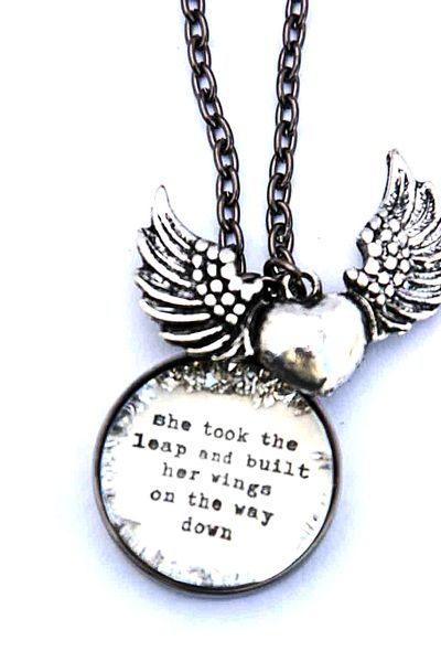 Beth Quinn Designs: Awesome Jewelry, Beth Quinn, Quinn Design, Angel Wings, Gifts Ideas, Fashion Jewelry, Leap Necklaces, Wings Necklaces, Clothing Jewelry Sho