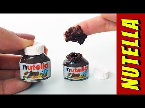 tutorial: mini Nutella