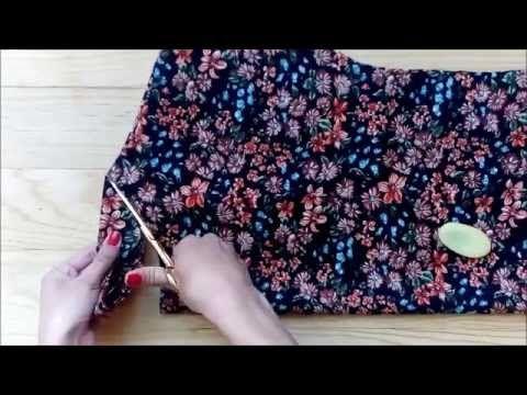 16 best dik images on pinterest floral patterns floral printables nasl yaplr iekli elbise how to sew a basic floral dress fandeluxe Images