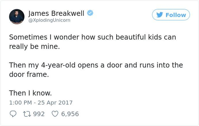 Hilarious Parenting Tweets Of The Year So Far