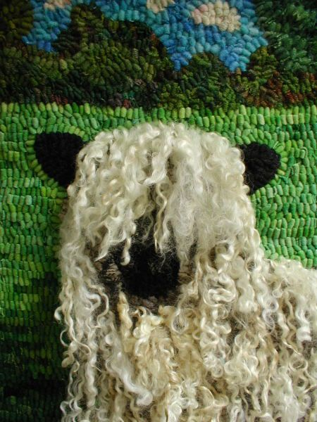 what good does that do if there are no instructions or details? but I love the sheep!