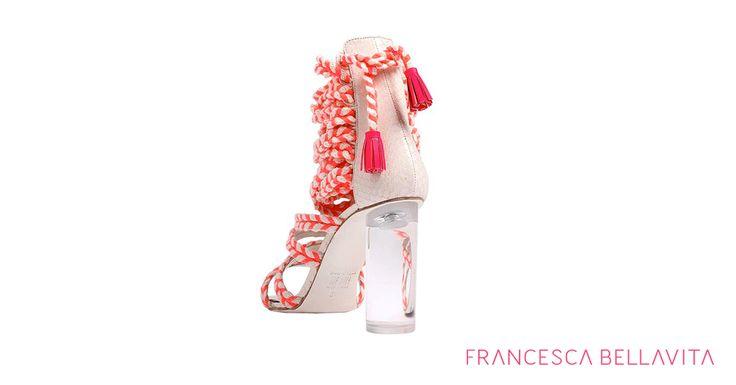Candy: la scarpa più gustosa creata da Francesca Bellavita