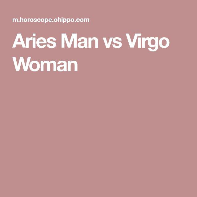 Aries Man vs Virgo Woman