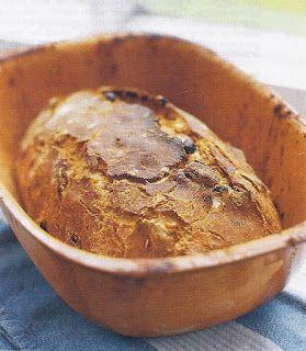 Ullas Køkken: Brød i Römertopf (Kokotte-brød)