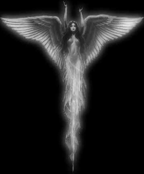 мама сделала анимационные картинки черный ангел фото создания