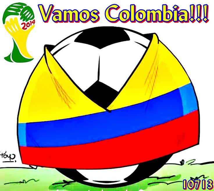 ¡¡¡Colombia es lo máximo!!!