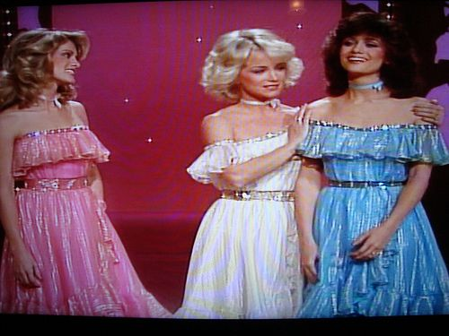 Barbara Mandrell and the Mandrell Sisters TV show.. 1980----now that's good TV!!!!!!!  We never missed an episode!!!