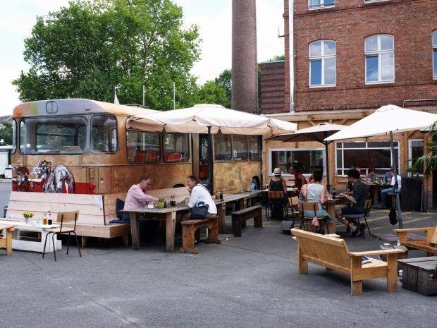 Cafe Pörtner - BERLIN Wedding