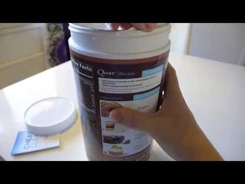 Review: Quest Protein Chocolate Milkshake | High Score Blog