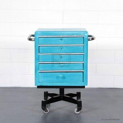 Buy Timothy Side Table | Retro Side Table | Storage Solutions – Retrojan