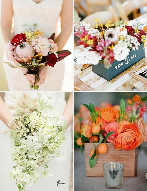Pinks Deep Reds And Flower Bo 100 Layer Cake Cascading White Bouquet Bouquetswedding Flowerskansas City