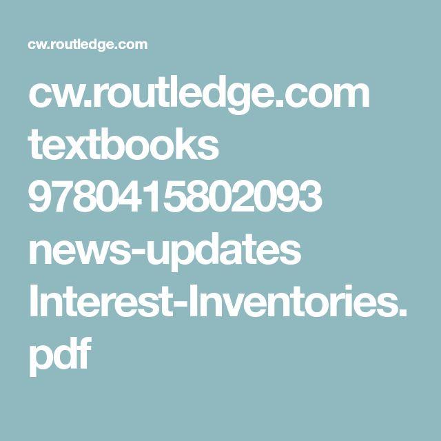 cw.routledge.com textbooks 9780415802093 news-updates Interest-Inventories.pdf