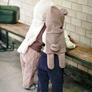 3D Bear Cub Hat - babies' hats