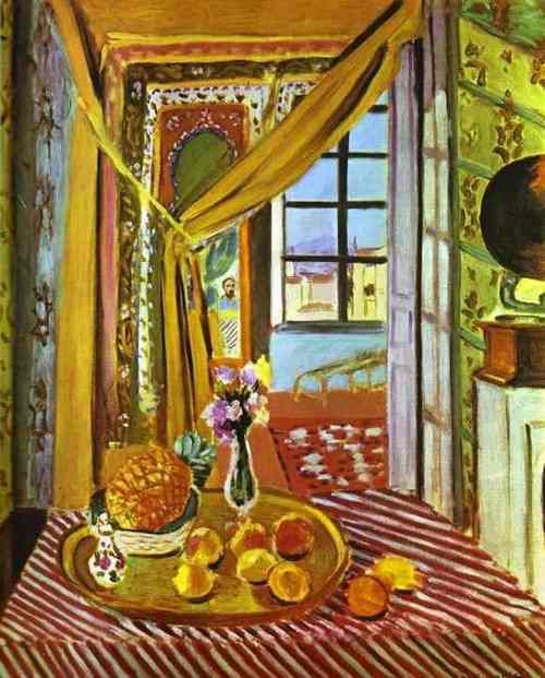 Famous Interior Paintings: 17 Best Images About Henri Matisse On Pinterest