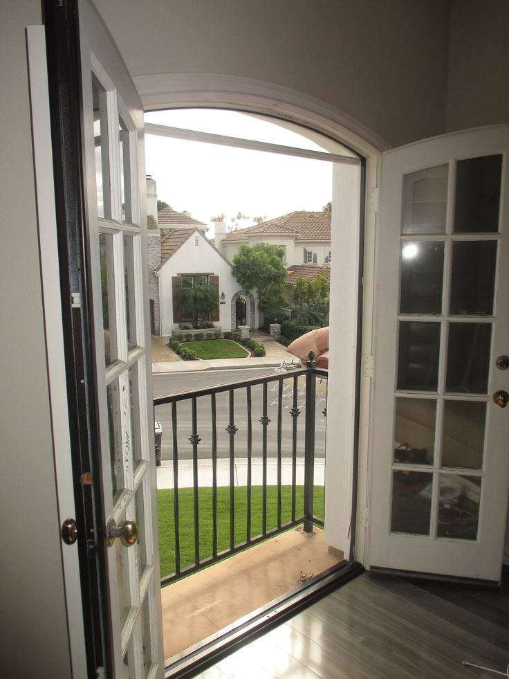 1000 ideas about custom screen doors on pinterest for Can you put screens on french doors