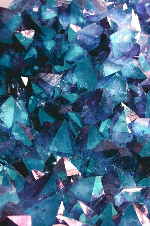 Fluorite Crystal Colours