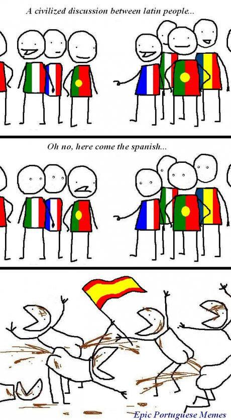 Spanishes...