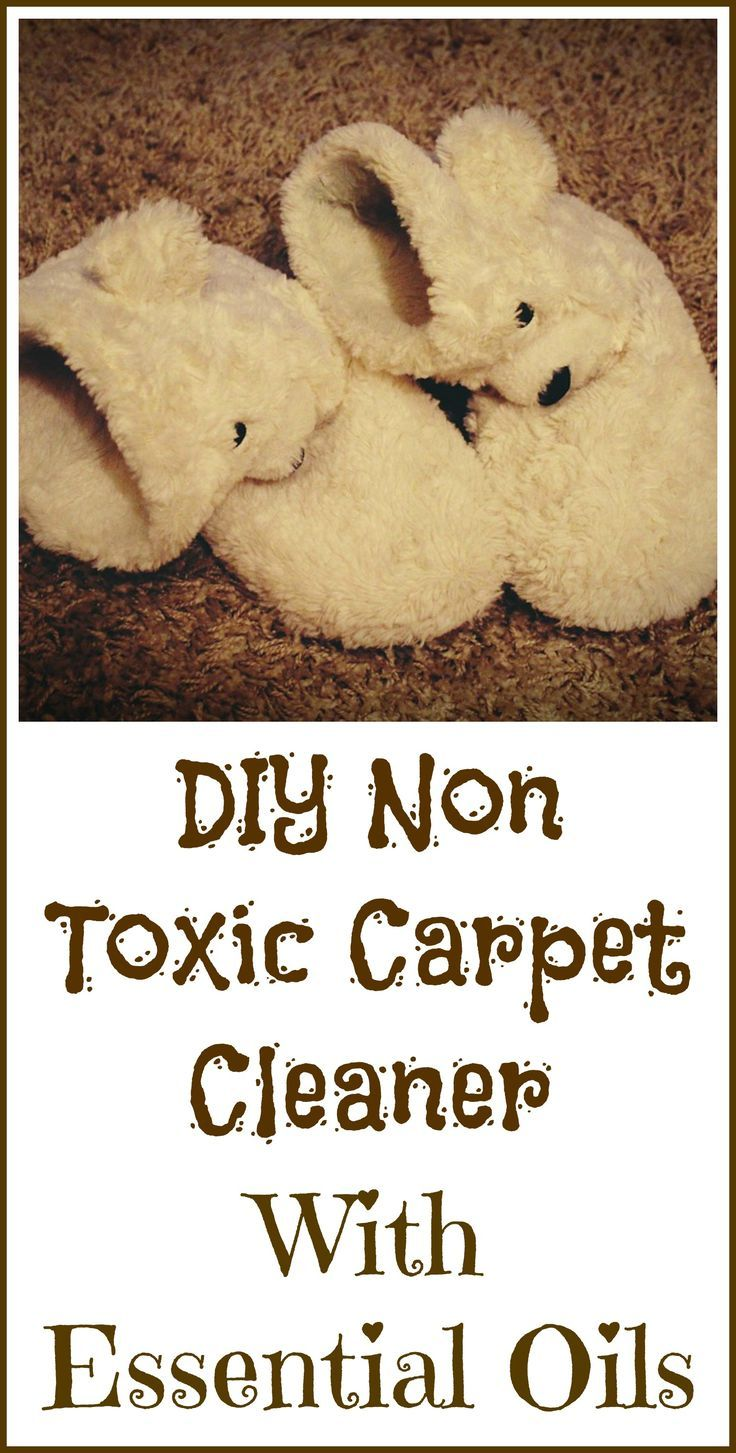 Homemade Non Toxic Carpet Cleaner Natural Living Recipes Non Food