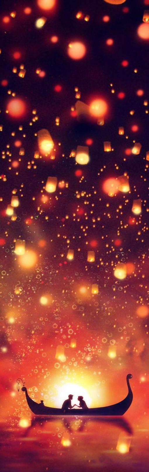 Best 25  Tangled wallpaper ideas on Pinterest | Disney wallpaper ... for Tangled Lanterns Iphone Wallpaper  56bof