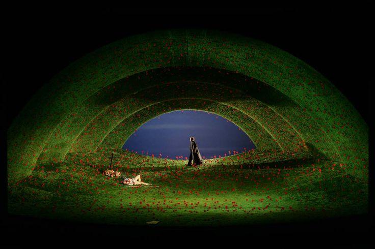 Tristan und Isolde | Regie Philippe Arlaud | Bayreuther Festspiele | Photography by Jochen Quast.