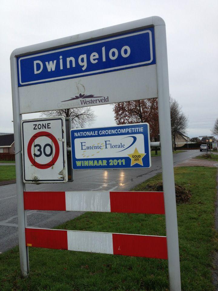 Dwingeloo, Drenthe.