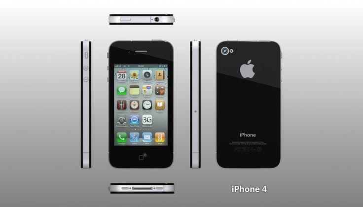 Apple iPhone 4-16gb black or white mix  (unlocked) smartphone #Apple #Bar