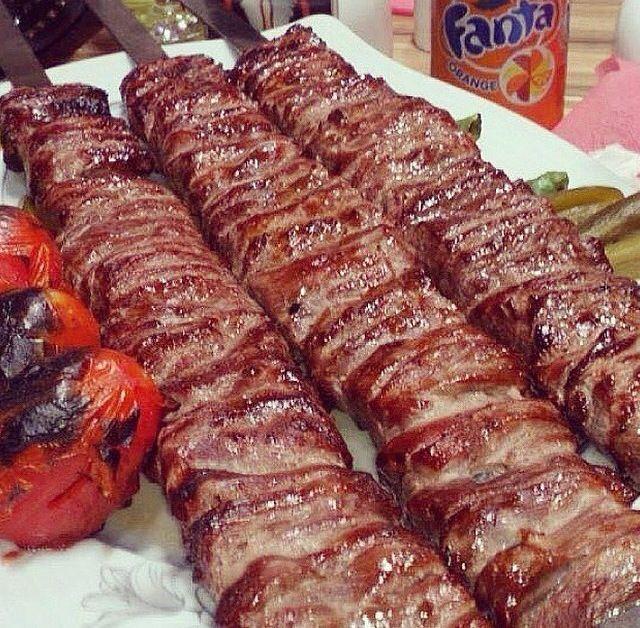 Kebab #Iranian social media