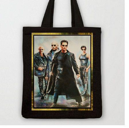 The Matrix - Bags of art - Art Expression's - Unique Gift's - artwearuk.com - artwearuk.com