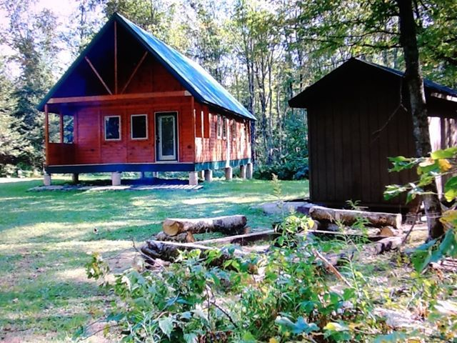 17 best images about house kits on pinterest cottage for Self sufficient cabin kits