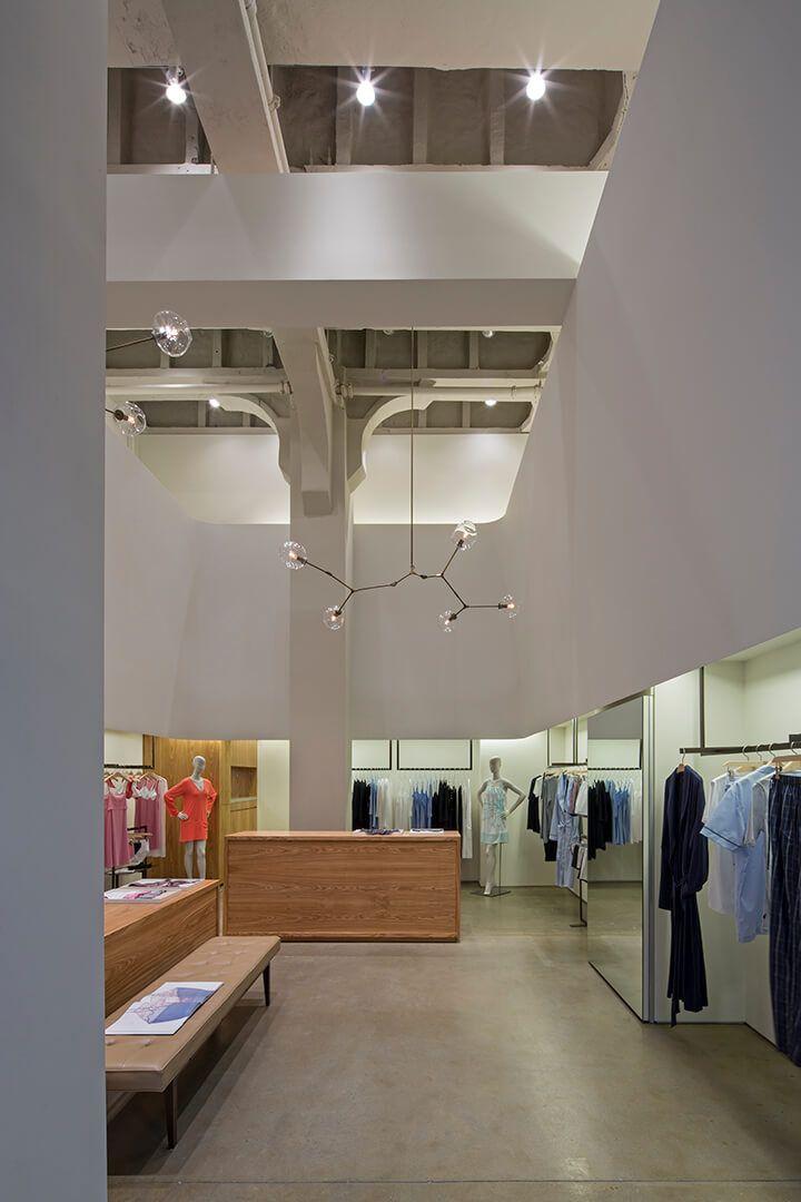 Hanro NY Flagship Store. Retail ArchitectureArchitecture Interior DesignHigh  ...