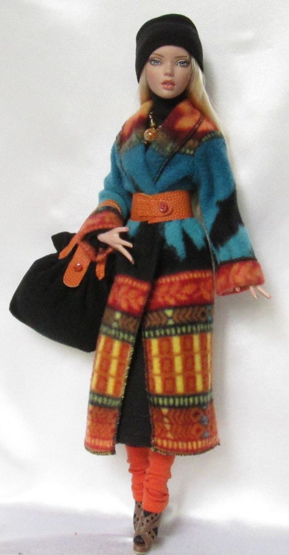 Find great deals on ebay for barbie hair extensions doll barbie light - Penelope S Southwest Sunset For 16 Tonner Deja Vu Made By Ssdesigns Ebay